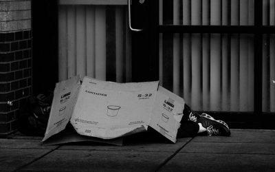 Finns det människor som är hemlösa i Sverige?