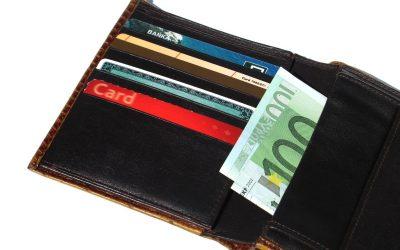 Plånböcker ute på marknaden nu
